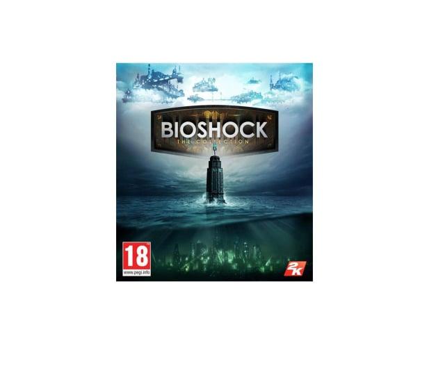 2K Games Bioshock: The Collection ESD Steam - 463589 - zdjęcie