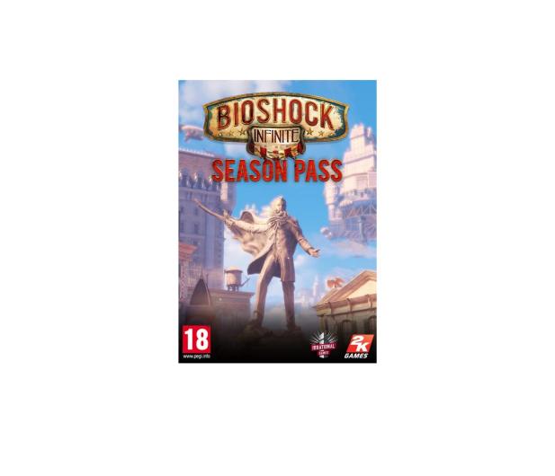 2K Games BioShock Infinite - Season Pass ESD Steam - 463585 - zdjęcie