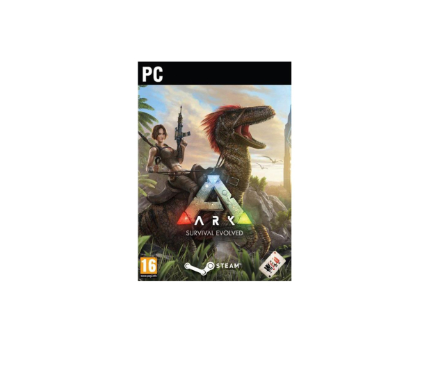 PC ARK: Survival Evolved ESD Steam - 464086 - zdjęcie