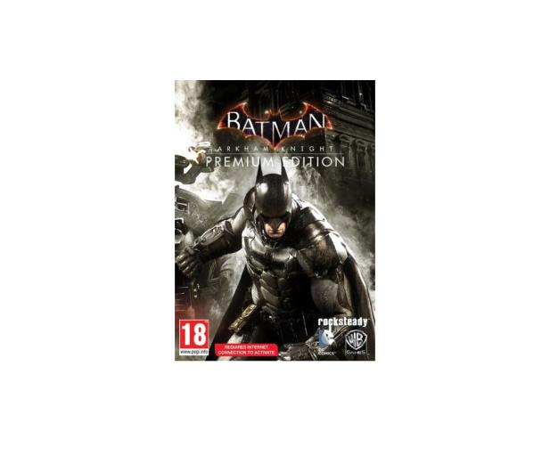 Warner Batman: Arkham Knight (Premium Edition) ESD Steam - 463537 - zdjęcie