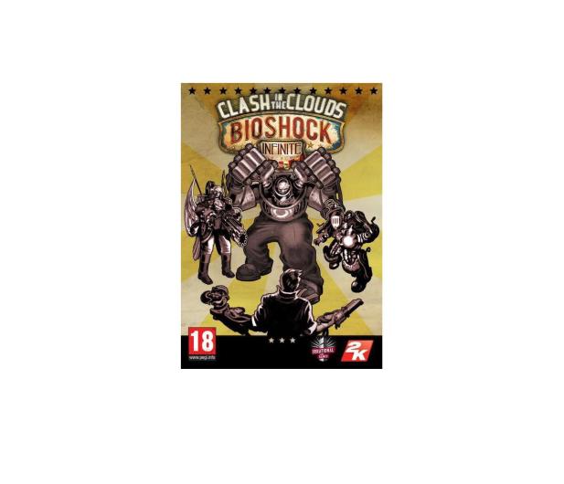 2K Games BioShock Infinite - Clash in the Clouds ESD Steam - 463577 - zdjęcie