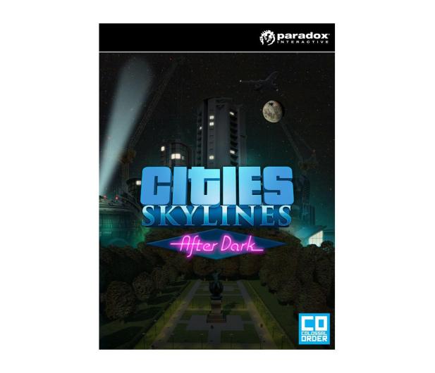 PC Cities: Skylines - After Dark ESD Steam - 464717 - zdjęcie