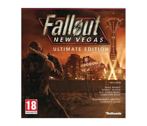 Bethesda Fallout New Vegas Ultimate Edition ESD Steam - 464526 - zdjęcie