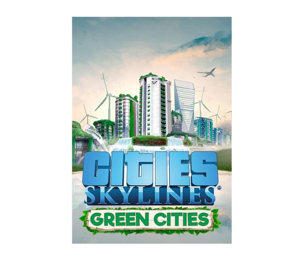 PC Cities: Skylines - Green Cities ESD - 464734 - zdjęcie