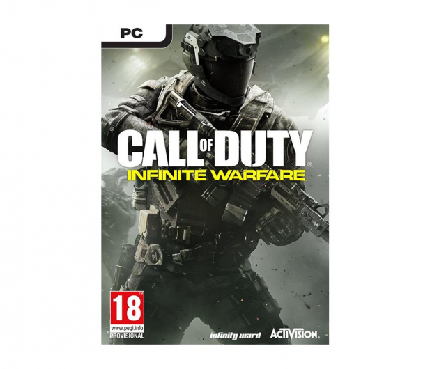 Activision Call of Duty: Infinite Warfare ESD Steam - 463594 - zdjęcie