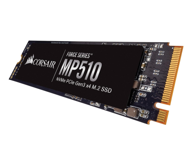 Corsair 480GB M.2 NVMe PCIe x4 SSD Force Series MP510  - 465067 - zdjęcie 2
