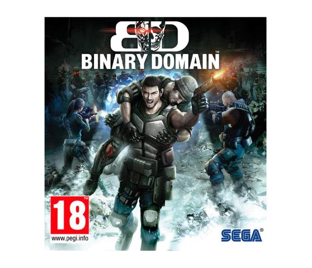 PC Binary Domain ESD Steam - 463563 - zdjęcie