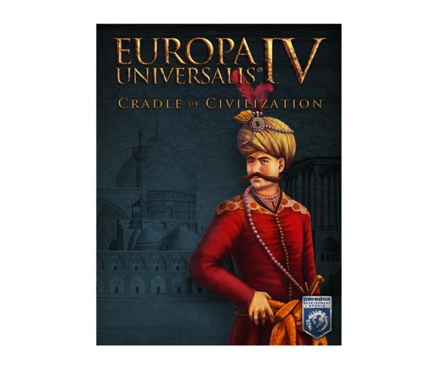 Paradox Development Studio Europa Universalis IV - Cradle of Civilization ESD - 463681 - zdjęcie