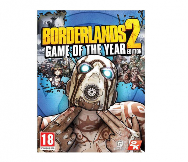 2K Games Borderlands 2 (GOTY) ESD Steam - 463591 - zdjęcie