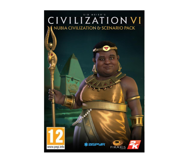 PC Civilization 6 - Nubia Civ Pack (DLC) ESD Steam - 463620 - zdjęcie
