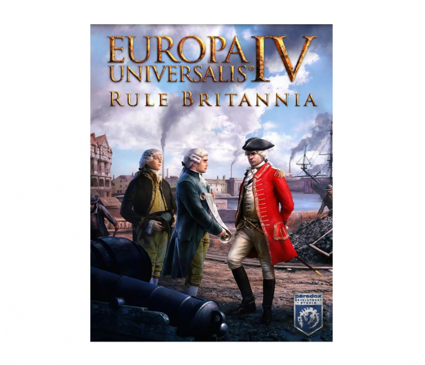 Paradox Development Studio Europa Universalis IV - Rule Britannia ESD Steam - 463687 - zdjęcie