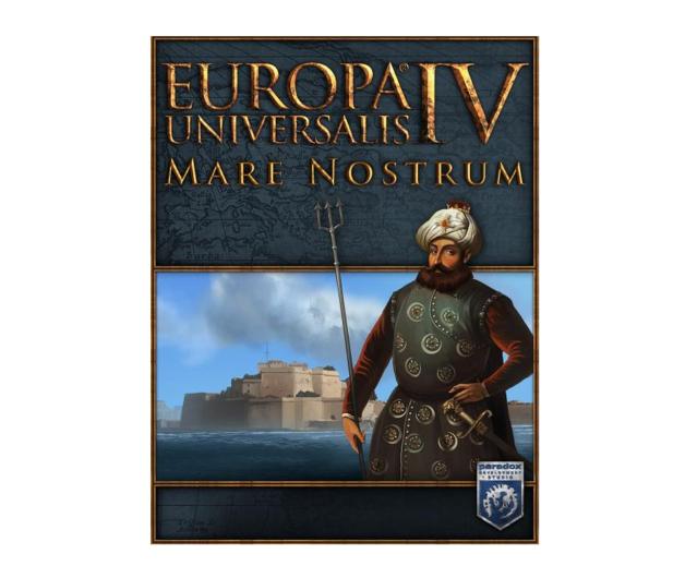PC Europa Universalis IV - Mare Nostrum ESD Steam - 463684 - zdjęcie