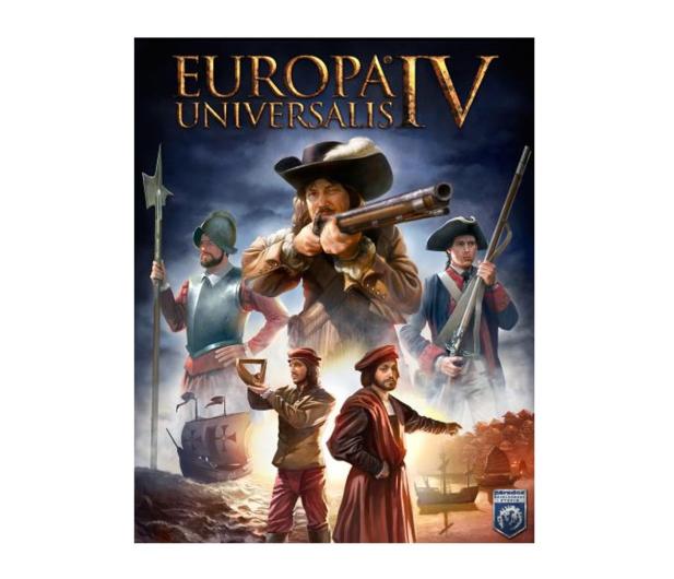 Paradox Development Studio Europa Universalis IV ESD Steam - 463673 - zdjęcie