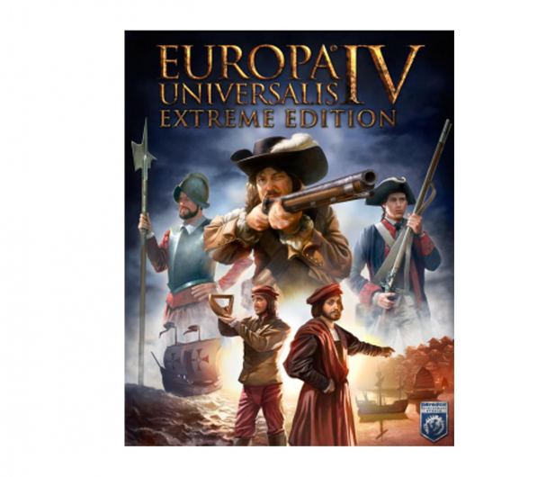 PC Europa Universalis IV Extreme Edition ESD Steam - 463675 - zdjęcie