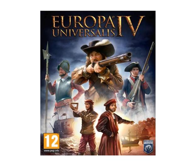 PC Europa Universalis IV Collection ESD Steam - 463674 - zdjęcie