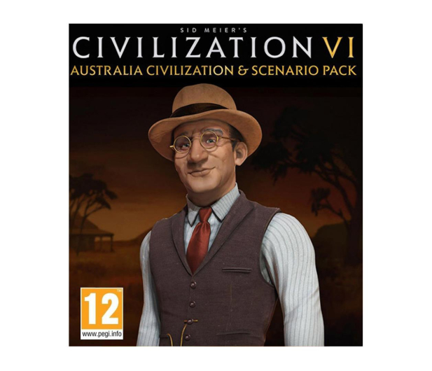 2K Games Civilization 6 Australia Civ DLC ESD Steam - 463602 - zdjęcie