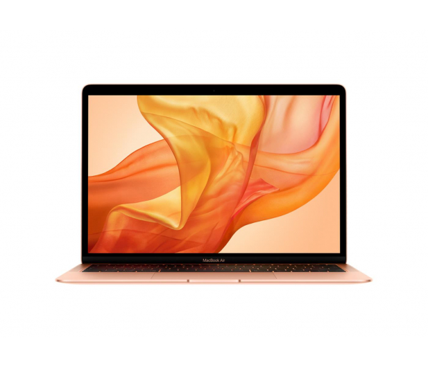 Apple MacBook Air i5/8GB/128GB/UHD 617/Mac OS Gold - 459817 - zdjęcie