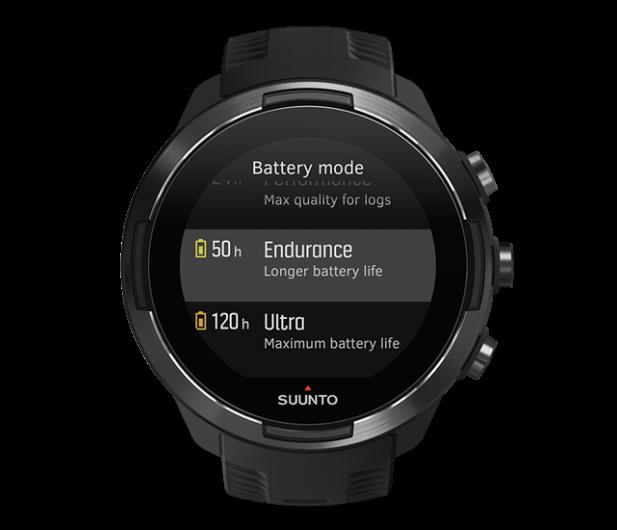 Suunto 9 Baro G1 GPS Black  - 458501 - zdjęcie 5