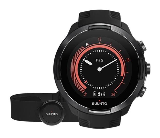 Suunto 9 Baro G1 HR GPS Black  - 458503 - zdjęcie