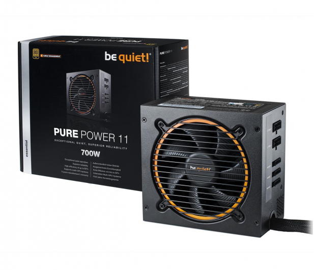 be quiet! Pure Power 11 CM 700W 80 Plus Gold - 459599 - zdjęcie