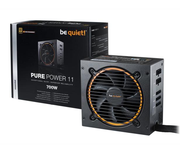 be quiet!  700W PURE POWER 11 CM - 459599 - zdjęcie