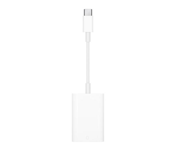 Apple czytnik kart USB-C do SD  - 460074 - zdjęcie