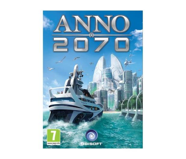PC Anno 2070 ESD Uplay - 463495 - zdjęcie