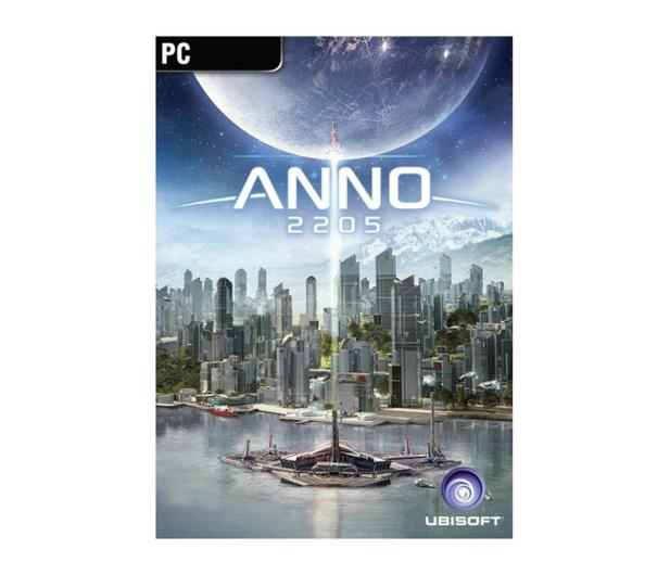 PC Anno 2205 ESD Uplay  - 463504 - zdjęcie