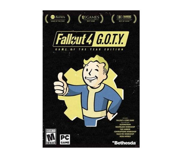Bethesda Fallout 4 (GOTY) ESD Steam - 464493 - zdjęcie