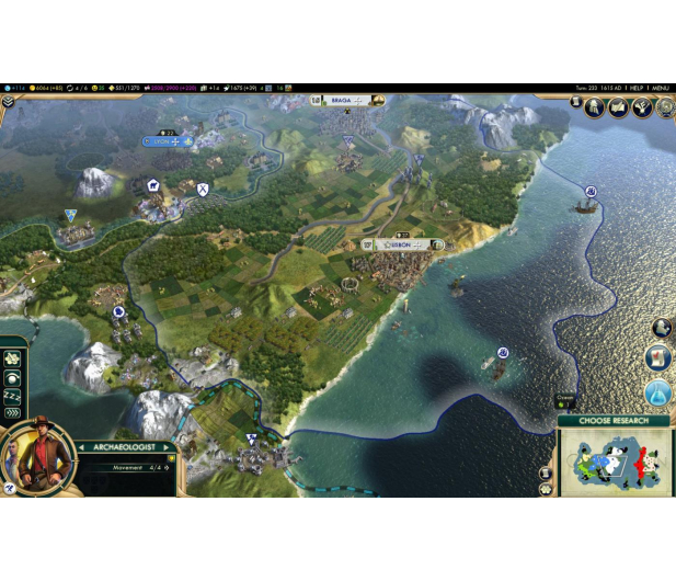 PC Civilization 5: Brave New World ESD Steam - 464816 - zdjęcie 3
