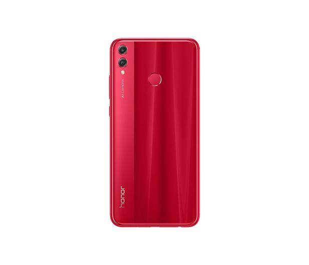 Honor 8x 4/128GB czerwony  - 449204 - zdjęcie 6