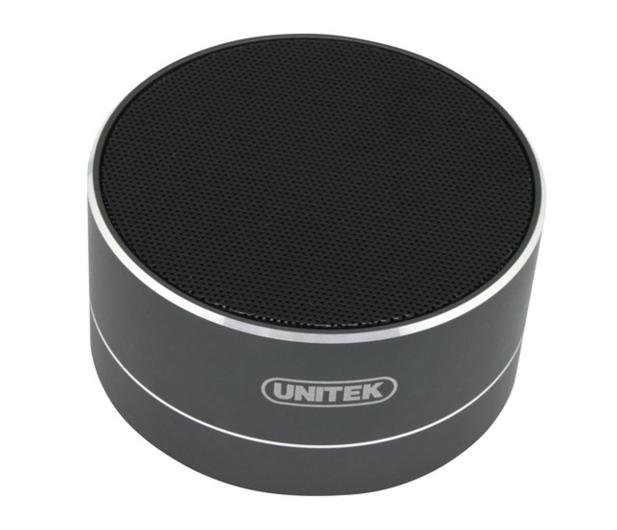 Unitek Głośnik Bluetooth Szary - 459506 - zdjęcie