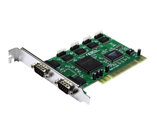 Unitek PCI Kontroler 6x RS-232 - 459934 - zdjęcie