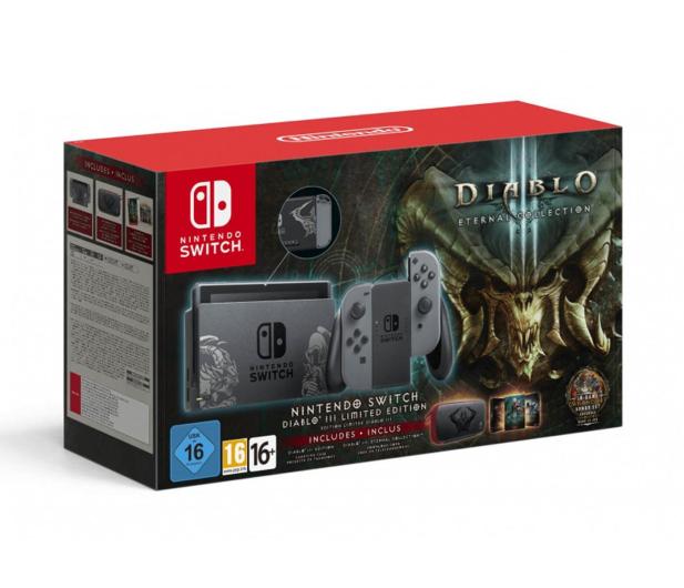 Nintendo Switch Diablo III Limited Edition - 460222 - zdjęcie