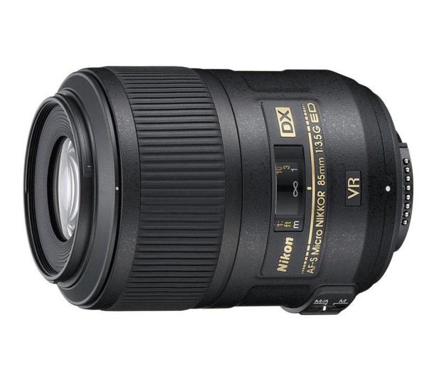 Nikon Nikkor AF-S DX Micro 85mm f/3,5 ED VR - 449253 - zdjęcie