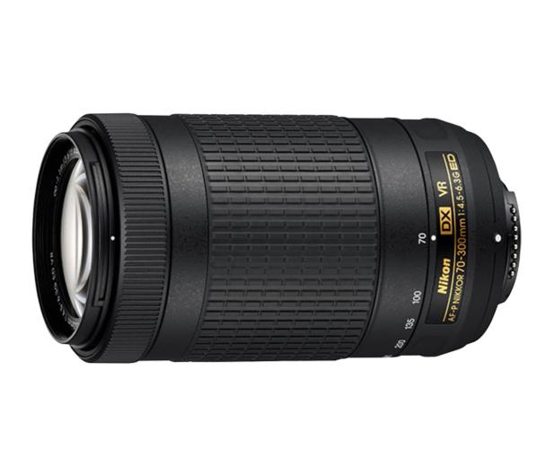 Nikon Nikkor AF-P DX 70-300mm f/4.5-6.3G ED VR - 459757 - zdjęcie