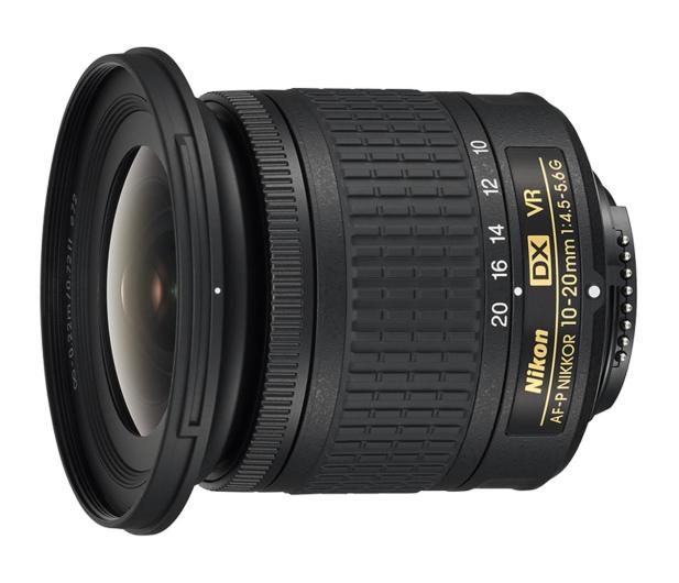 Nikon Nikkor AF-P DX 10-20 mm f/4.5-5.6G VR - 459760 - zdjęcie