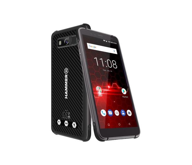 myPhone Hammer BLADE 2 Pro 6GB/128GB czarny - 456392 - zdjęcie 4