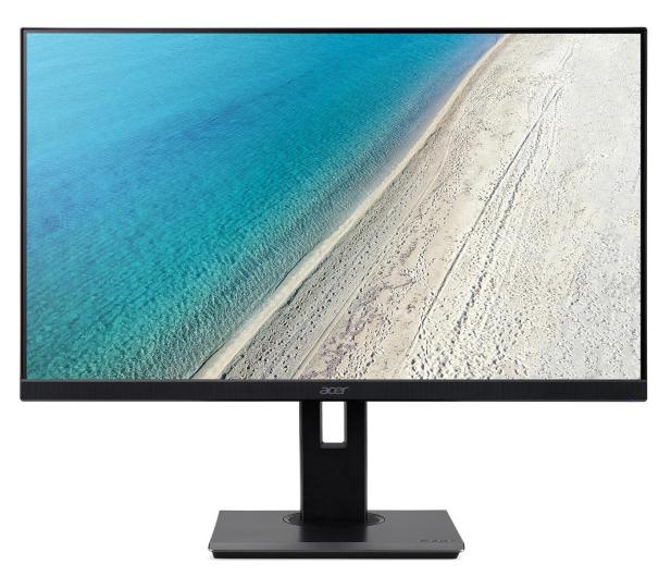 Acer B277BMIPRX czarny - 477499 - zdjęcie 3