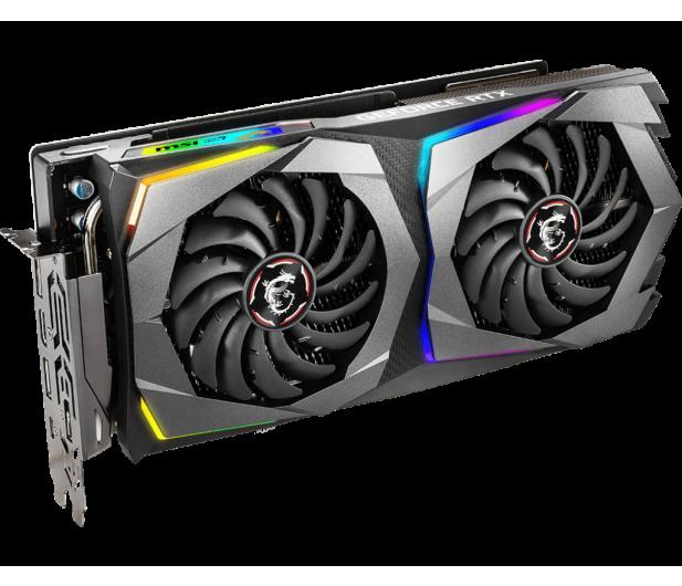 MSI GeForce RTX 2070 GAMING X 8GB GDDR6 - 460509 - zdjęcie 2