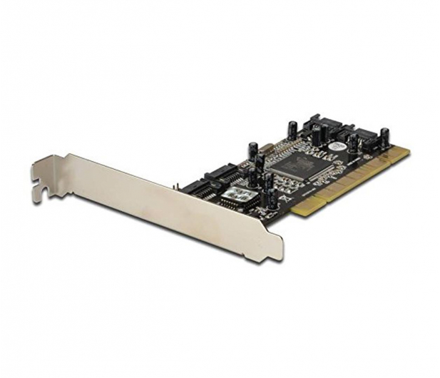 Unitek PCI Kontroler 4x SATA II Raid - 459946 - zdjęcie