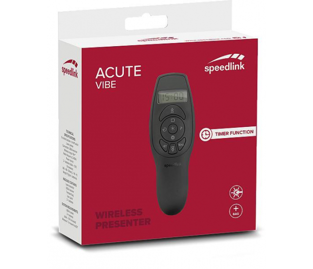 SpeedLink Acute Vibe - 459078 - zdjęcie 3