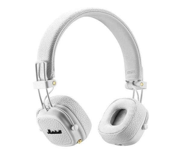 Marshall Major III Bluetooth Białe - 460366 - zdjęcie 2