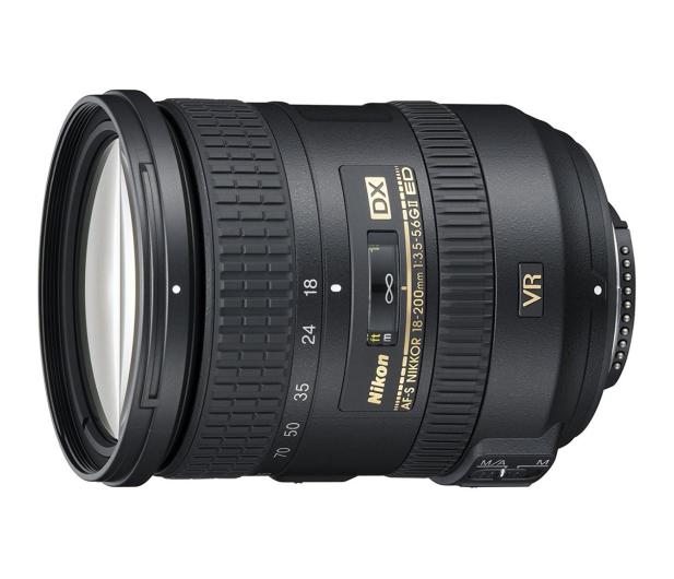 Nikon Nikkor AF-S DX 18-200mm f/3.5-5.6G ED VR II - 459755 - zdjęcie