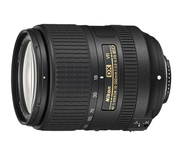 Nikon Nikkor AF-S DX 18-300mm f/3.5-6.3G ED VR - 459753 - zdjęcie