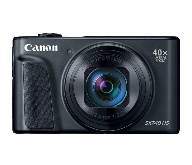 Canon PowerShot SX740 czarny - 460628 - zdjęcie 2