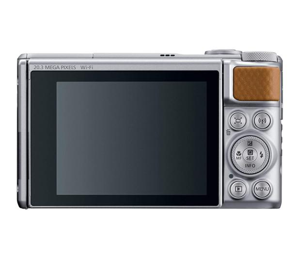Canon PowerShot SX740 srebrny - 460625 - zdjęcie 4