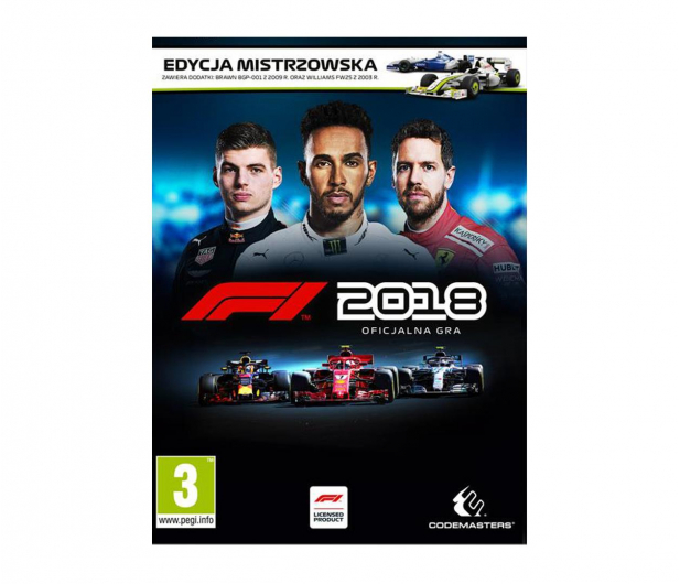 PC F1 2018 ESD Steam - 460805 - zdjęcie