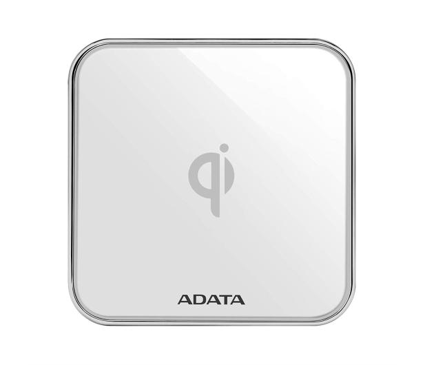 ADATA Ładowarka Indukcyjna 2A 10W Fast Charge biały - 461112 - zdjęcie 2