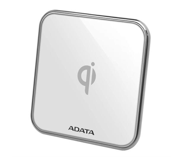 ADATA Ładowarka Indukcyjna 2A 10W Fast Charge biały - 461112 - zdjęcie